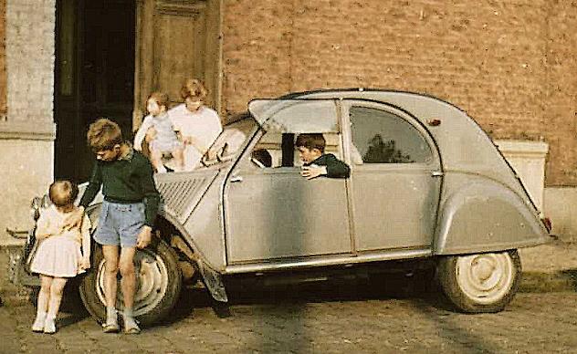 2cv azl  u2013 1956
