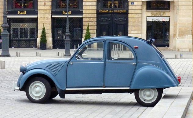 2cv azlp  u2013 1957