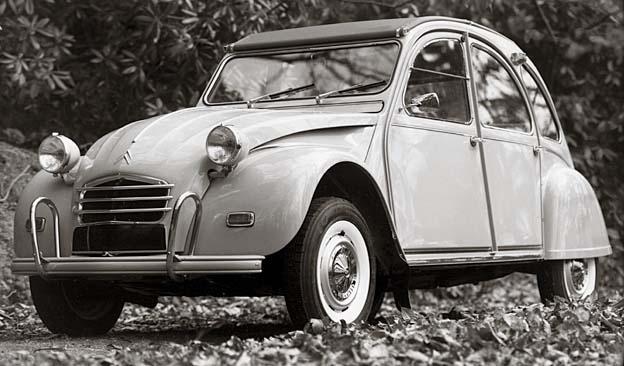 2cv azam export de luxe  u2013 1967