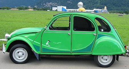 2cv ente gr n i fly bleifrei 1985 le site r f rence sur la 2cv. Black Bedroom Furniture Sets. Home Design Ideas