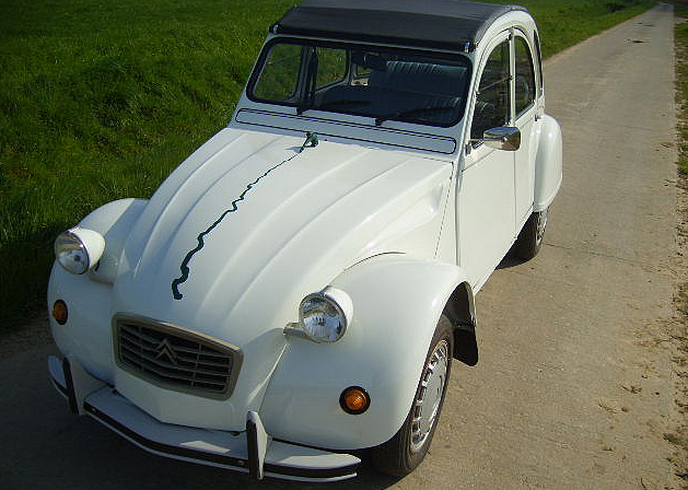 2cv perrier 1988 le site r f rence sur la 2cv. Black Bedroom Furniture Sets. Home Design Ideas
